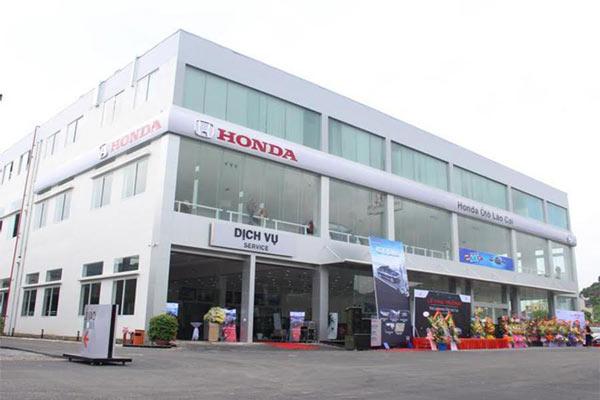 Showroom Honda Lào Cai