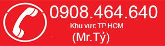 Hotline khu vực TP.HCM