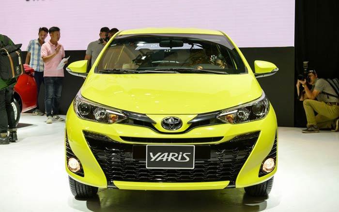 Ngoại thất Toyota Yaris 2020