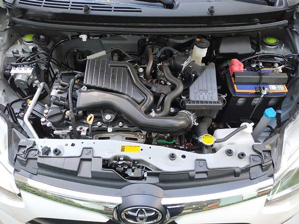 Động cơ và vận hành Toyota Wigo 2020