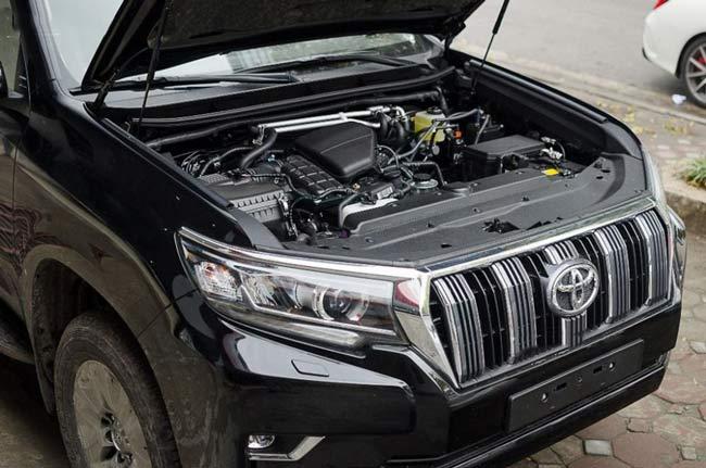 Động cơ Toyota Land Cruiser Prado 2020