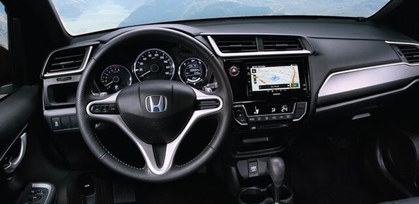 Các trang bị trên ô tô Honda BR-V
