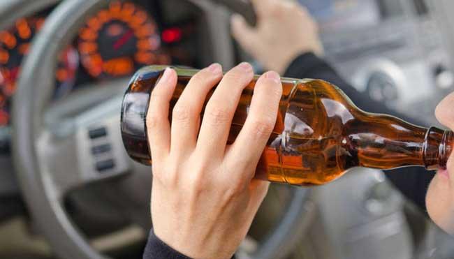 Có phải cứ uống rượu bia là bị vi phạm luật giao thông
