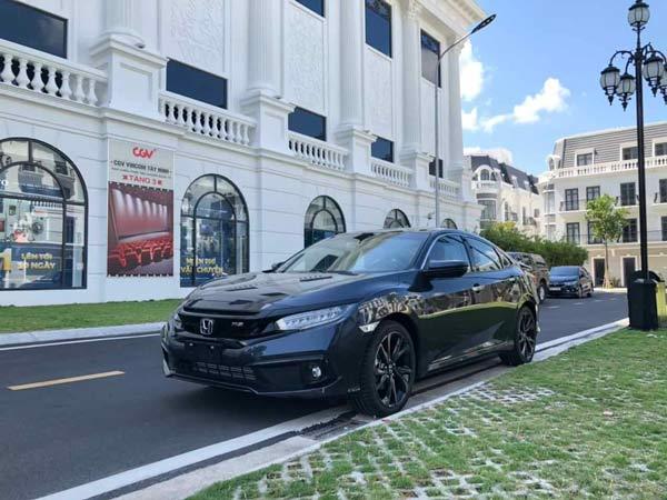Khả năng vận hành của Honda Civic 2020