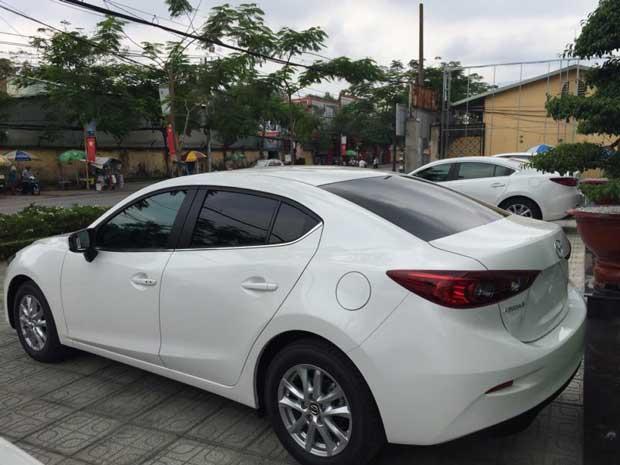 Mazda 3 đời cũ 2015
