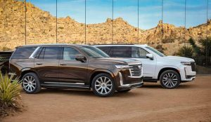Đôi nét về xe ô tô Cadillac