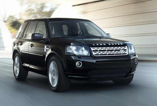 Range Rover LR2