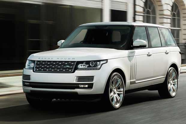 Xe Range Rover của hãng nào