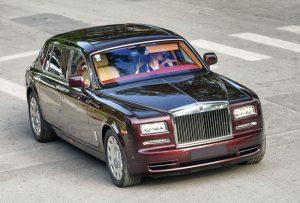 Rolls-Royce Phantom - Hòa Bình Quang Vinh