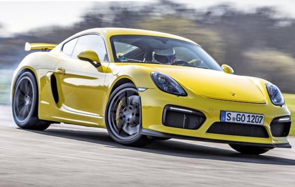 Chọn xe ô tô có màu vàng