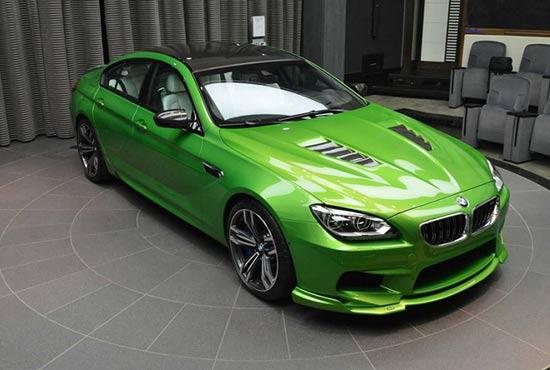 Tránh chọn xe có màu xanh lá cây