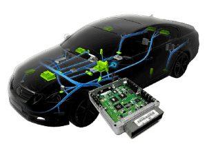 Vai trò của Ecu trong xe ô tô