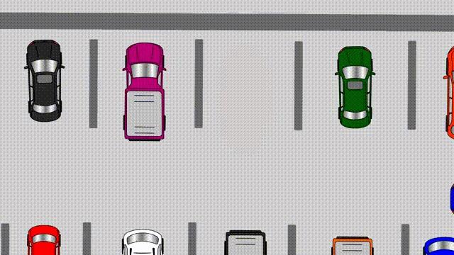 Đỗ xe chính xác