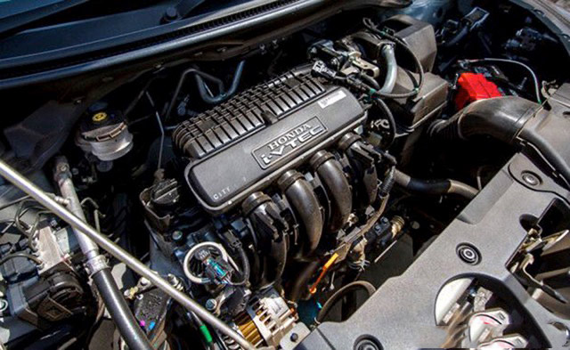 Động cơ và vận hành của Honda BR-V 2021
