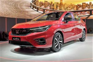 Giới thiệu Honda City 2021