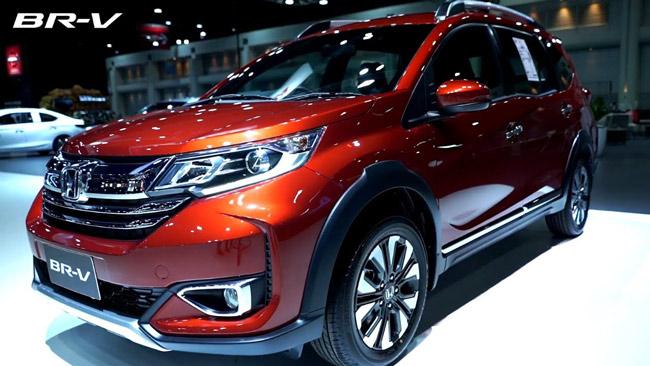 Giới thiệu đôi nét về Honda BR-V 2021