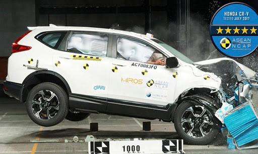 Công nghệ an toàn trên Honda BR-V
