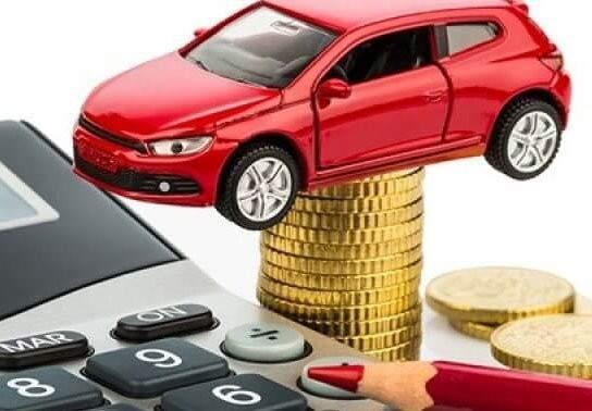 Cách tính chi phí mua xe ô tô cũ