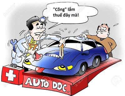 Cách tính thuế xe ô tô nhập khẩu
