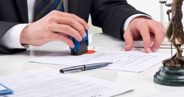 Công chứng hợp đồng mua xe