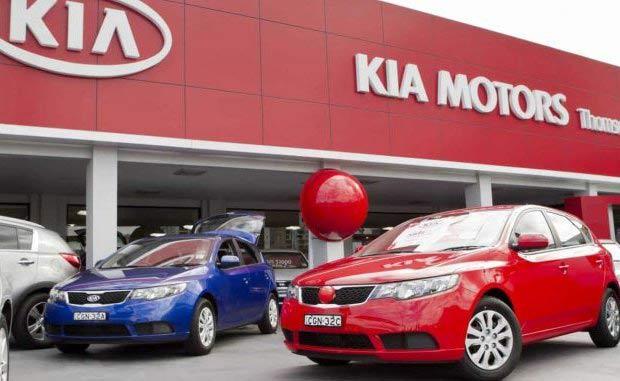 Hãng xe Kia Motors