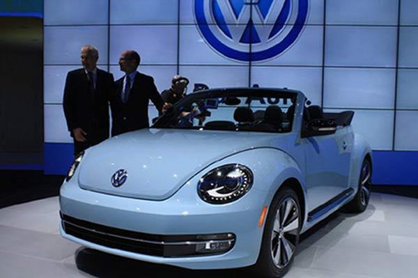 Hãng xe Volkswagen
