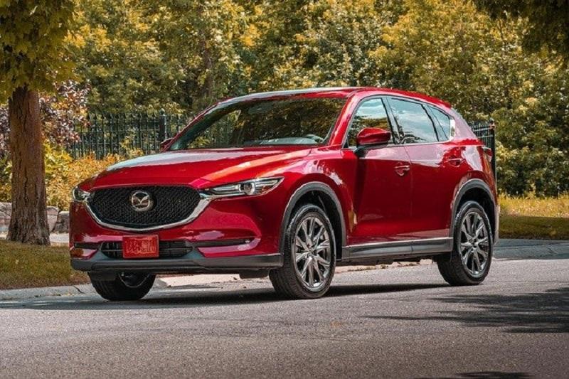 Phiên bản Mazda CX5 2021 có nhiều trang bị mới tốt cho người dùng