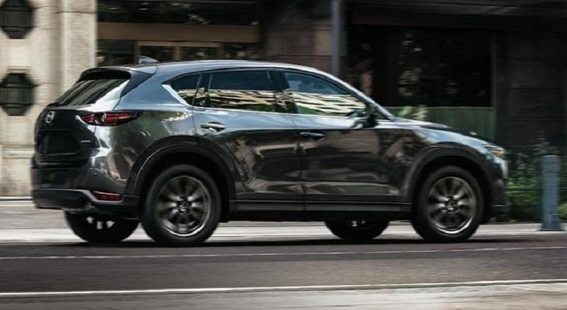 Phiên bản Mazda CX5 cao cấp có thêm nhiều trang bị mới