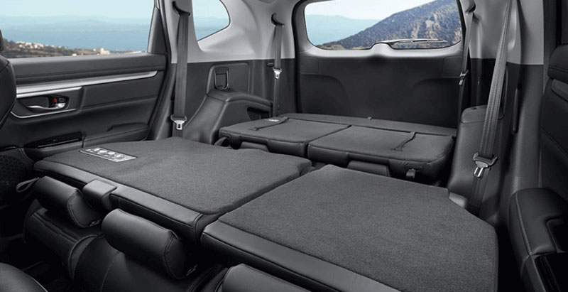 Thiết kế nội thất Honda CR-V 2021