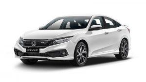 Thiết kế ngoại thất Honda Civic 2021